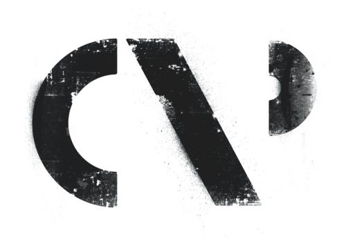 An early abstract version of their logo